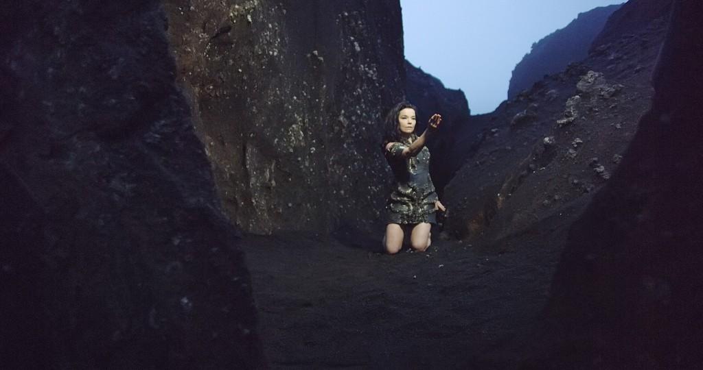 Björk. Black lake