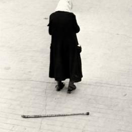 Ramón Masats. Las Ramblas, 1956