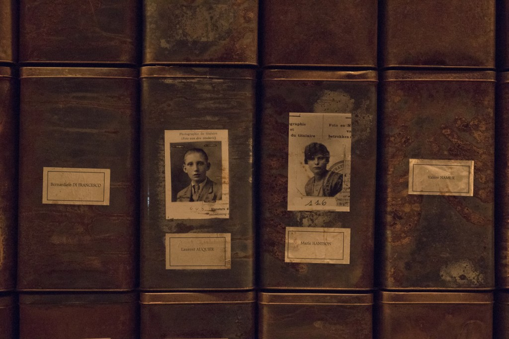 Christian Boltanski. Les registres du Grand-Hornu, 1997