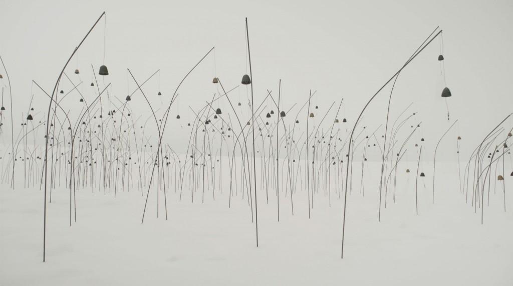 Christian Boltanski. Animitas (blanc), © Christian Boltanski, 2017