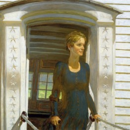 Jamie Wyeth. Southern Light, 1994