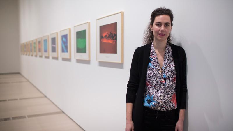 Irma Álvarez-Lavida. Reversibilidad y utopía, 2018