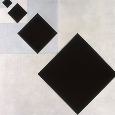 Theo van Doesburg. Arithmetic Composition, 1929-1930. Kunstmuseum Winterthur, Long term loan from a private collection. 2001 © Schweizerisches Institut für Kunstwissenschaft, Zürich, Lutz Hartmann