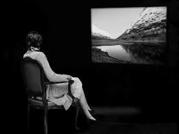Eduardo Momeñe. Vista del lago de Como, 1983