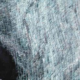 Soledad Sevilla- Las lunas oscuras de cristal, 2014