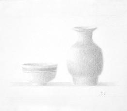 Xavier Valls. Dos cerámicas, 1999