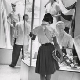 Henri Cartier-Bresson. Camagüey, Cuba, 1963.Colección Fundación Henri Cartier-Bresson, París © Henri Cartier-Bresson/Magnum Photos, cortesía Fundación Henri Cartier-Bresson