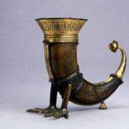 Cuerno para beber © of the Trustees of the British Museum