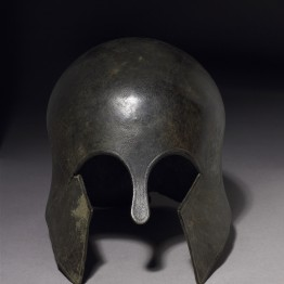 Casco de bronce © of the Trustees of the British Museum