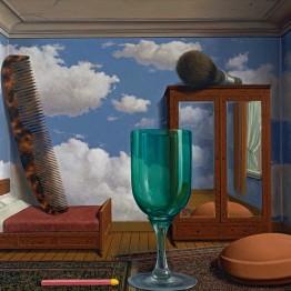 Magritte, Broodthaers y el enigma del objeto belga