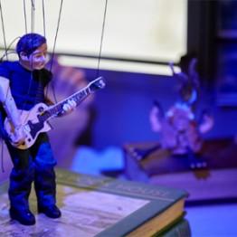Janet Cardiff, Bures Miller y el hacedor de marionetas