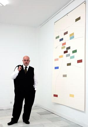Pedro Cabrita Reis será el artista invitado en la XXV edición de Estampa
