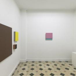 Teo Soriano. Pinturas y ensamblajes