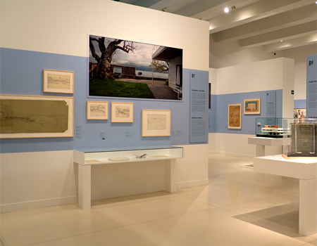 "Vista de ""Le Corbusier. Un atlas de paisajes modernos"""