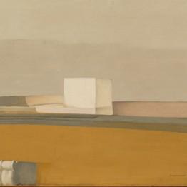 Le Corbusier. La chimenea. 1918. Óleo sobre lienzo. Fondation Le Corbusier, París. © 2014 FLC-VEGAP