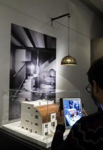 """""""Adolf Loos. 1870-1933. Espacios privados"""" en CaixaForum Madrid"""