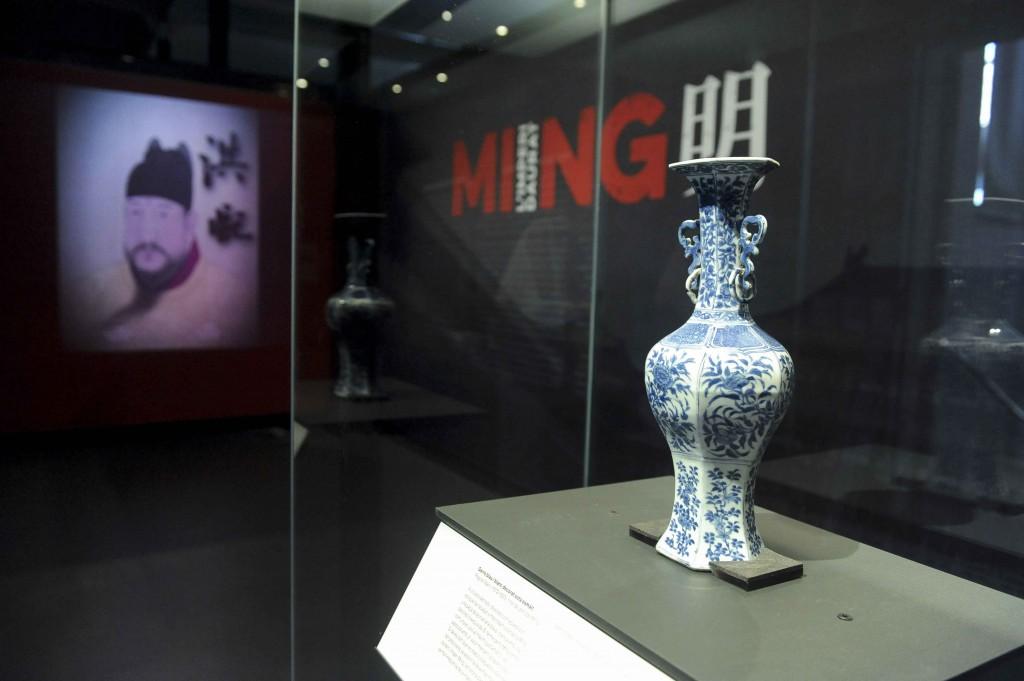 Ming. El imperio dorado. CaixaForum Barcelona