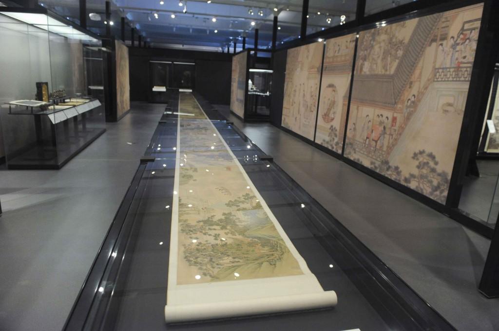 Exposición Ming. El imperio dorado en CaixaForum Barcelona