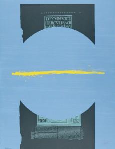 Gustavo Torner. A Fernando Zóbel (Generosa huella), 1984
