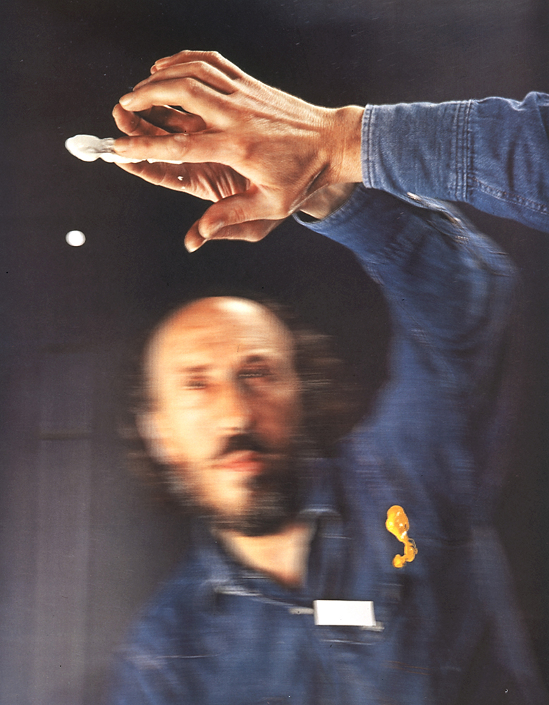 Richard Hamilton. Imagen en el espejo, 1974. Museu Calouste Gulbenkian