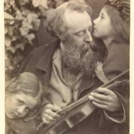 Julia Margaret Cameron. Whisper of the Muse, 1865