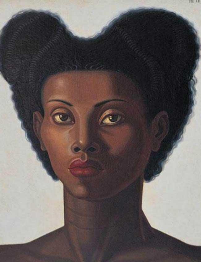 quiero conocer una mujer negra