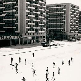 Paco Gómez, el instante poético y la imagen arquitectónica