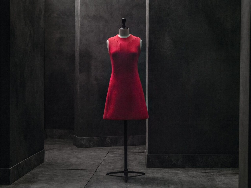 Vestido, 1972. Colección Manuel Pertegaz