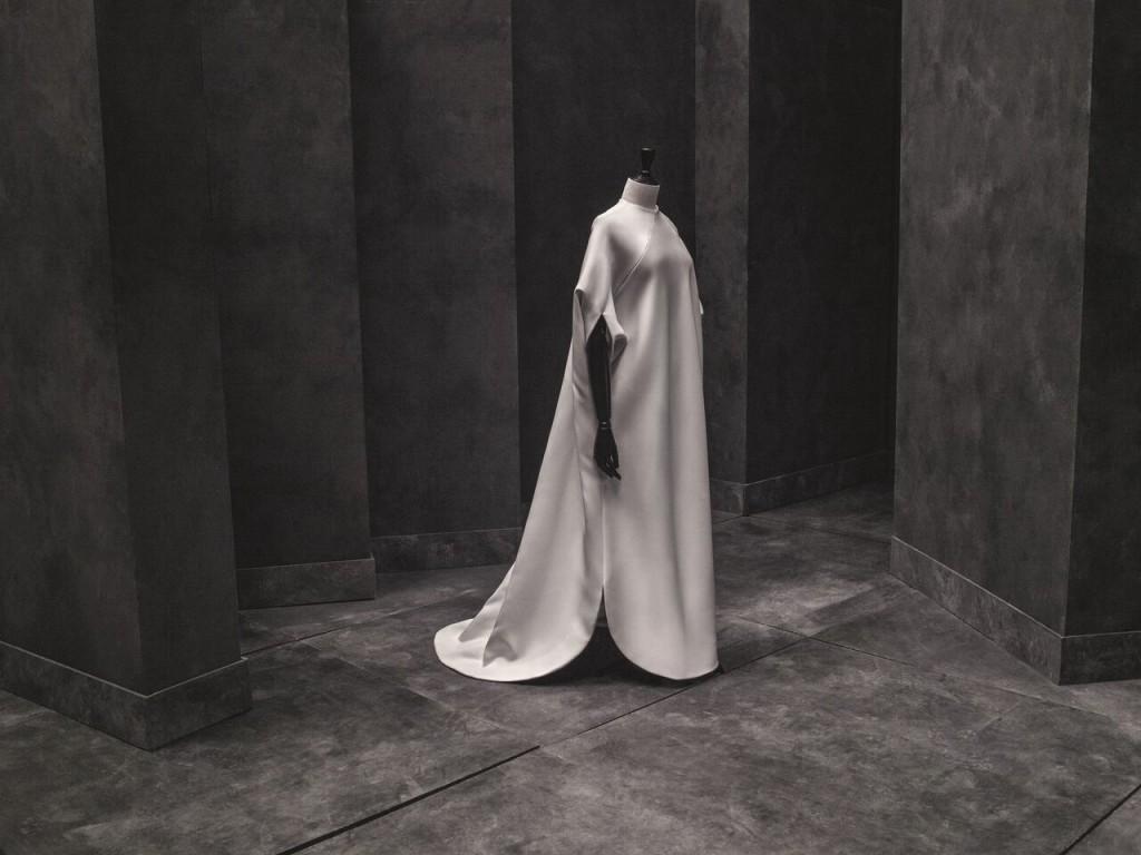 Vestido de novia, 1967. Colección privada