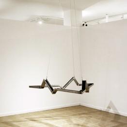 Pablo Capitán del Río, IV Premio a la Producción Artística Fundación Banco Santander Open Studio