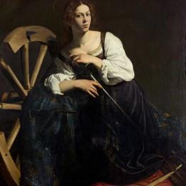 Caravaggio, la vida mancha