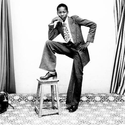 Malick Sidibé, Un jeune gentleman, 1978