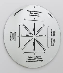 Liz Magic Laser. Inflective Medallion, 2015 Cortesía de Stigter van Doesburg y Carlos Ishikawa