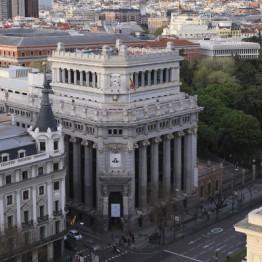 Antonio Palacios. Banco Español del Río de la Plata (sede del Instituto Cervantes)