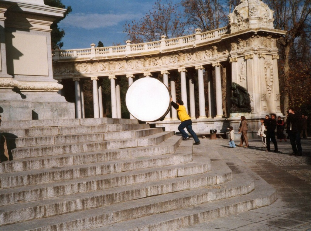 N55.  Snail Shell System, 2003. El Ojo Atómico/Antimuseo