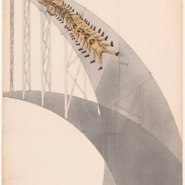 László Moholy-Nagy. Rutschbahn (Slide), 1923. The Museum of Modern Art, New York