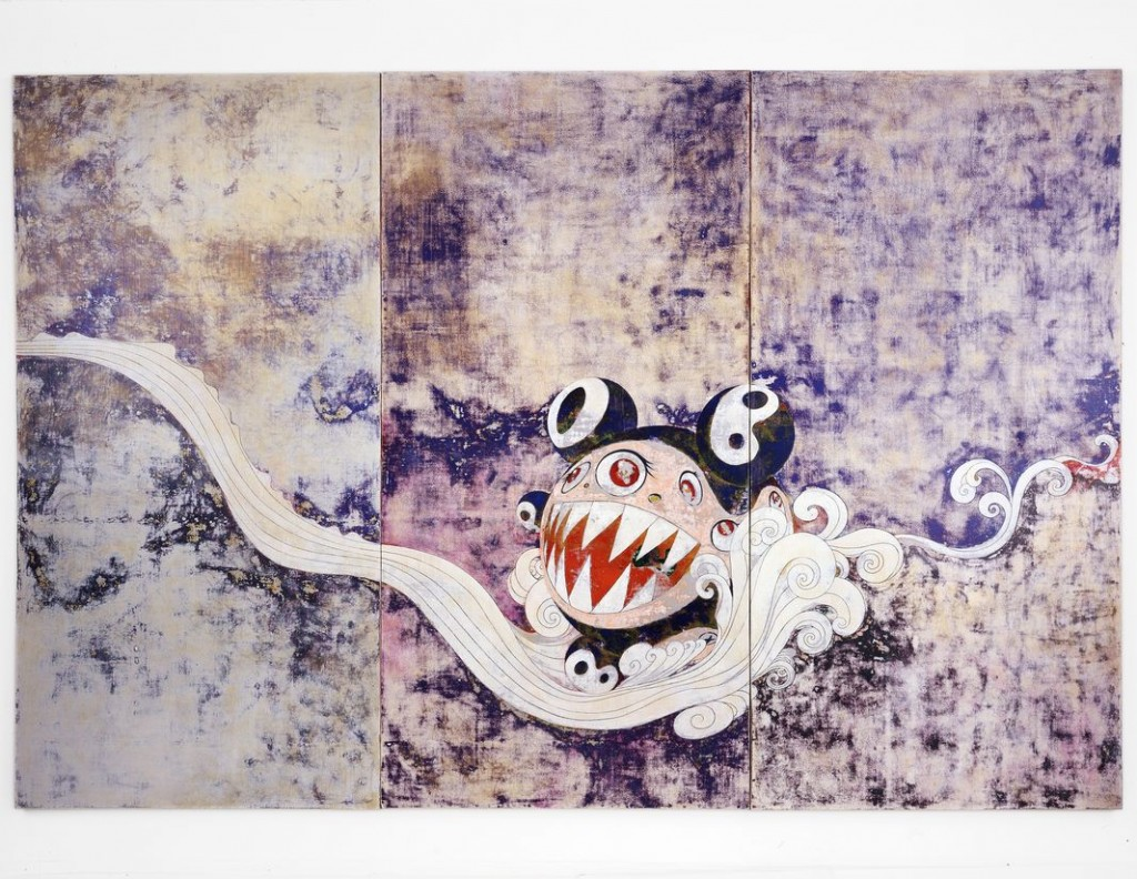 Takashi Murakami. 727, 1996. The Museum of Modern Art, New York. Gift of David Teiger, 2003. © 1996 Takashi Murakami/Kaikai Kiki Co., Ltd