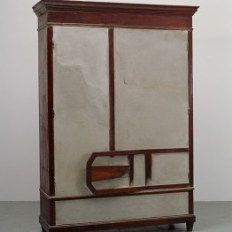 Doris Salcedo. Untitled, 1998