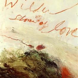 Cy Twombly. Las costas más salvajes del amor, 1985