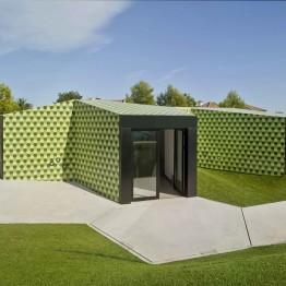 Crystalzoo, Premio Architizer al Mejor Edificio Público del Año