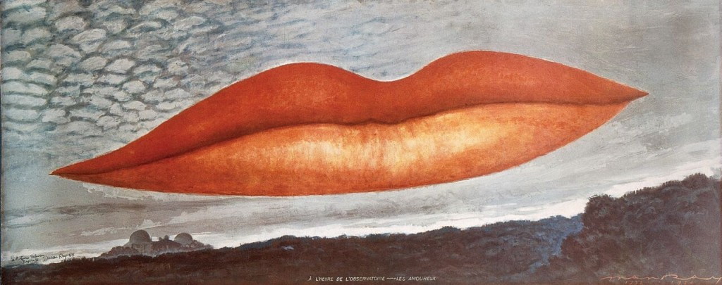 Man Ray. Observatory Time – The Lovers, 1932-1934