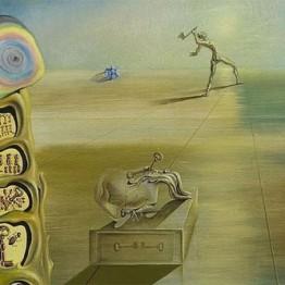 Salvador Dalí. La lliure inclinació del desig, 1930