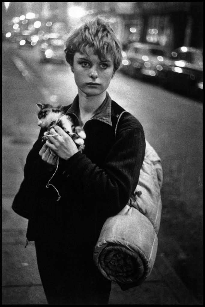 Bruce Davidson. Londres, 1960. © Bruce Davidson / Magnum Photos