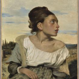 Delacroix, el misterio y la potencia