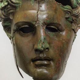 El bronce helenístico era Demetrio I