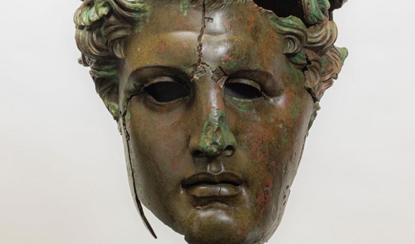 Retrato de Demetrio Poliorcetes. Museo Nacional del Prado