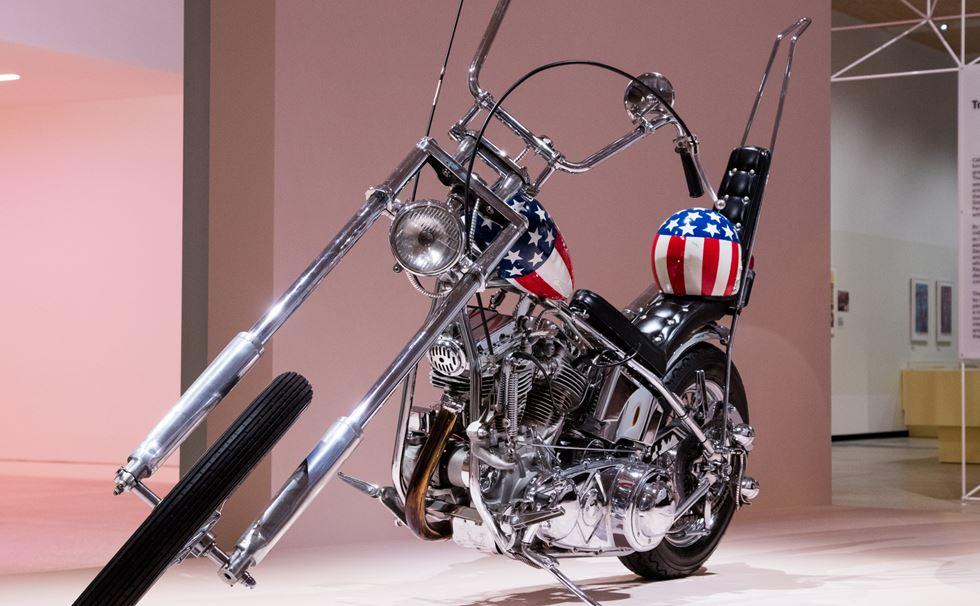 Easy Rider. Fotografía: Luke Hayes