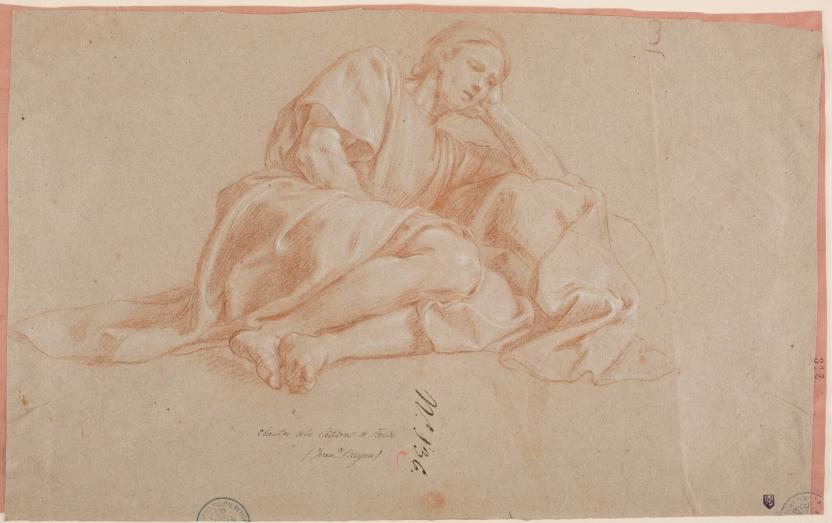 Francisco Bayeu. Cautivo, 1779