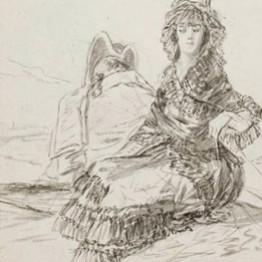 El Museo del Prado y la Fundación Botín llevarán a cabo conjuntamente el primer catálogo razonado de los dibujos de Goya