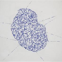 Roni Horn, dibujos del lenguaje
